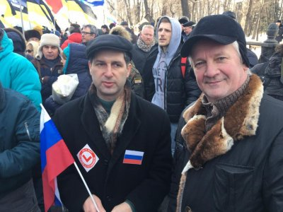 жить будем в Руси!