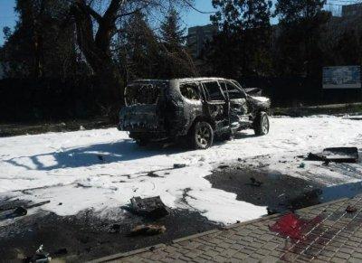 В Мариуполе уничтожен украинский чекист и садист полковник СБУ