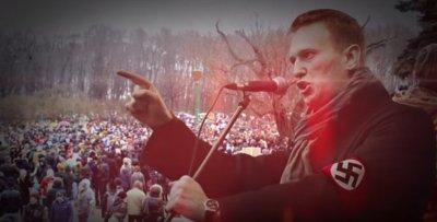 «Навальный – это Гитлер!». Кремль начал дискредитирующую кампанию против борца с коррупцией