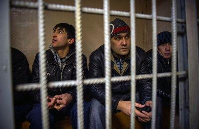 Среднеазиатские банды Москвы