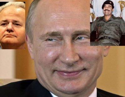 Ошибка диктатора: чем Путин похож на Хусейна, Милошевича и Каддафи