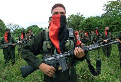Российский таксист против повстанцев из Колумбии
