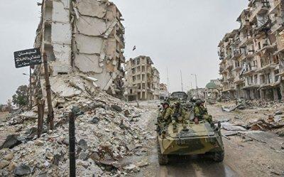Плохой быт и большие потери ЧВК в Сирии