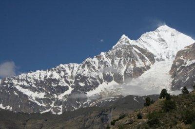 Горы как портал