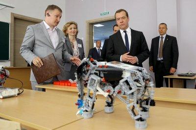 LEGO-Слонопотам для Медведева или где деньги, Зин?