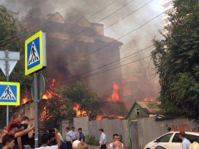 За что сожгли жителей Ростова?!