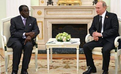 Пойдёт ли Россия по пути Зимбабве?!
