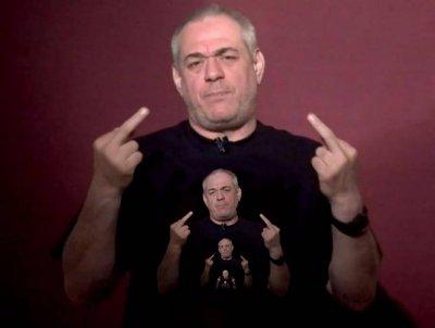 Деструктор Доренко и элитарная Пустота. (не-Charlie шарж из нестоличной  России)