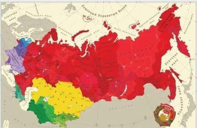 Национальный вопрос развалил СССР, развалит ли он РФ?