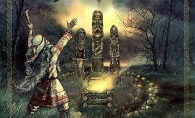 Список славянских Богов и Богинь