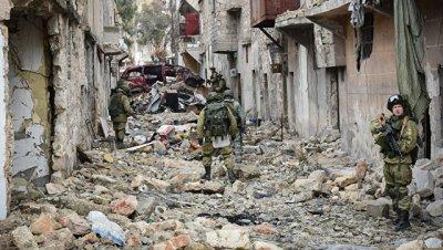 Кровавое месиво из «вагнеровцев» в Сирии: новые подробности