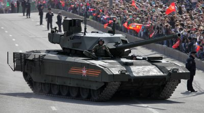 Армата - танк которого нет