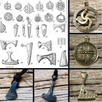 Славянские мужские обереги: какие украшения носили воины и ремесленники