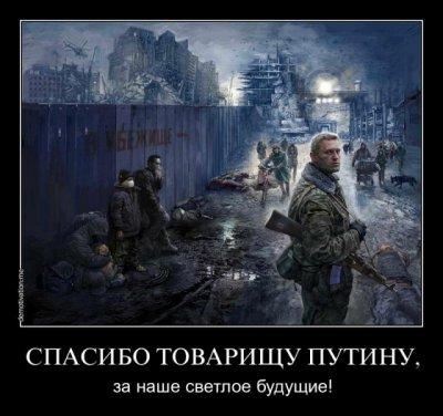 Реализация будущего в России на 76,69%.