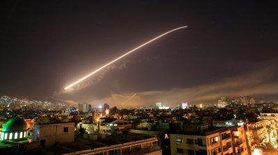 США нанесло удар по объектам, производящим химическое оружие в Сирии