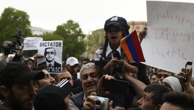 ПАРНАС приветствует мужественное решение армянского народа выступить против узурпации власти в своей стране