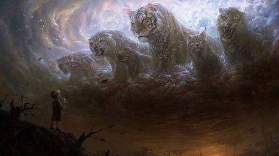 Четыре природных врага человека (Карлос Кастанеда)