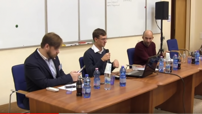 Три минуты с автором пенсионной реформы - людоедом Назаровым