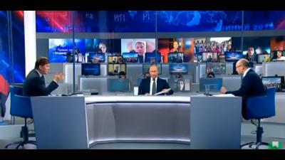 ЭКСТРЕНН0! Путин всех шокировал ответом! Вот почему он избрал Медведева! Прямая линия 2018