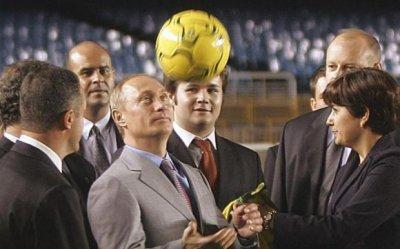 Футбол, как и война – продолжение политики другими средствами…