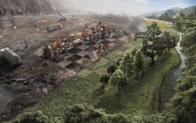 Шоу-цивилизация против Природы