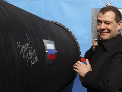 Как Медведев устроил двойную переплату за бытовой газ