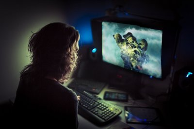 Компьютерные игры: влияние на мозг детей