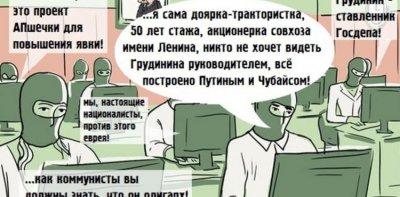 Фабрики манипуляции мнением. Владислав Карабанов