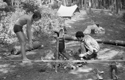 Голодание в походе. Опыт Г. Рыжавского