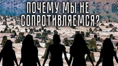 Почему мы не сопротивляемся? Людмила Фионова