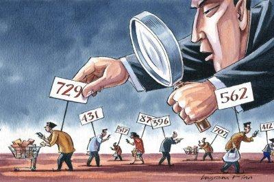 Российское общество может ожидать система социального рейтинга