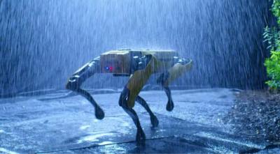 Собаки-роботы пополнили ряды полиции США. Черное зеркало становится реальностью?
