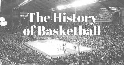 Краткий экскурс в историю баскетбола...