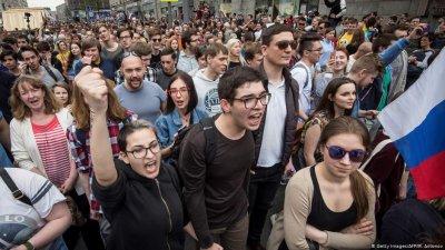 """Поколение """"снежинок"""" протестных движений"""