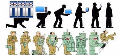 Граждане России боятся потерять работу и деградировать из за развития технологий