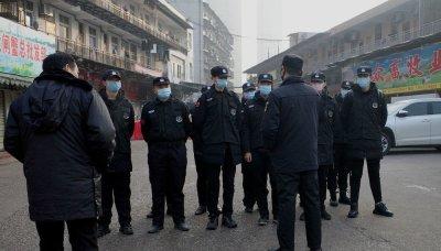 Первая смерть от неизвестного вируса в Китае