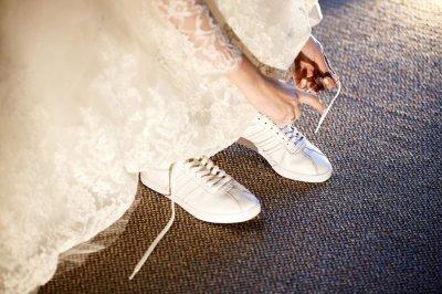 Выбор невесты: кеды
