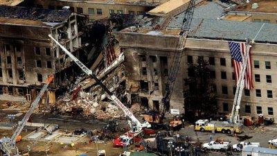 Теракт 11 сентября - устранение бухгалтерии Пентагона?
