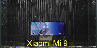 Является ли Xiaomi Mi 9 водостойким?