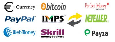 Как обменять электронные деньги. Критерии выбора онлайн обменника