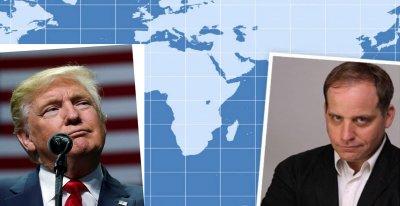 Президент Трамп и Беня Фуфлород взрывают сатанистов?