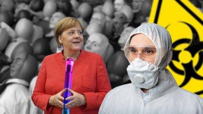 Иммунизация-чипизация от коронавируса под предлогом лишения денег и гражданских прав