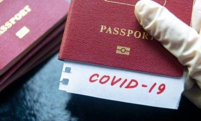 Иммунные паспорта будут у всех?