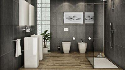 Тренды дизайна ванной комнаты 2020