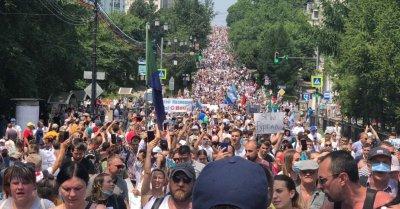 Неутихающий Хабаровск: чем разогревается протестный котел?