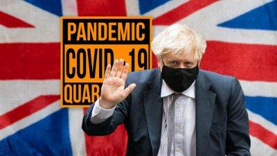 Ковид-инакомыслящих в Британии объявили врагами