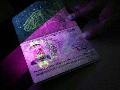 Биометрические паспорта с чипами с декабря 2021
