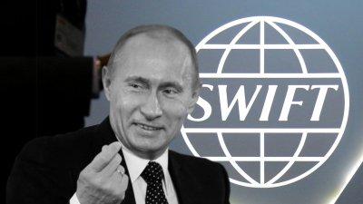 Евросоюз угрожает отключить Россию от SWIFT и сделать олигархов беднее