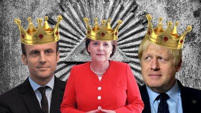 Западные лидеры создают антиковидное Мировое правительство