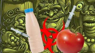 Создание продуктов с вакцинами